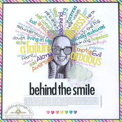 Behind The Smile | Doodlebug Design