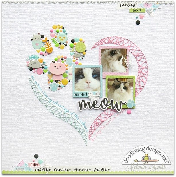Purr-fect Meow
