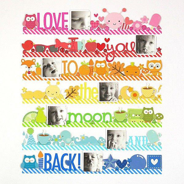 To The Moon & Back *Doodlebug*