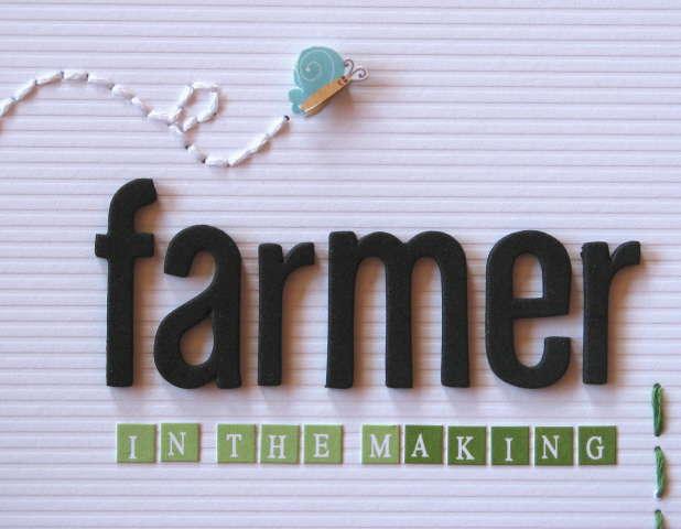 Farmer In The Making