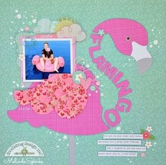 Flamingo *Doodlebug*