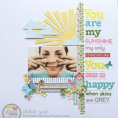 You Are My Sunshine *Jillibean Soup*