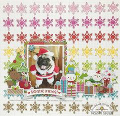Santa Paws *Doodlebug*