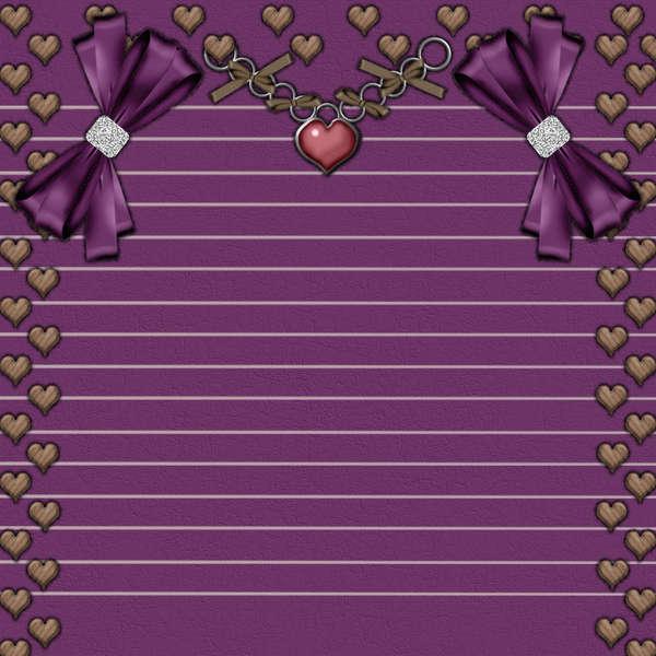 Blog Background 2 - Love Kit - Valentines Day