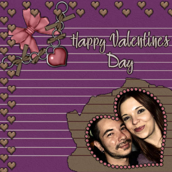 Quickpage - Love Kit - Happy Valentines Day