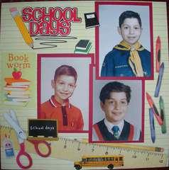 John's School Days