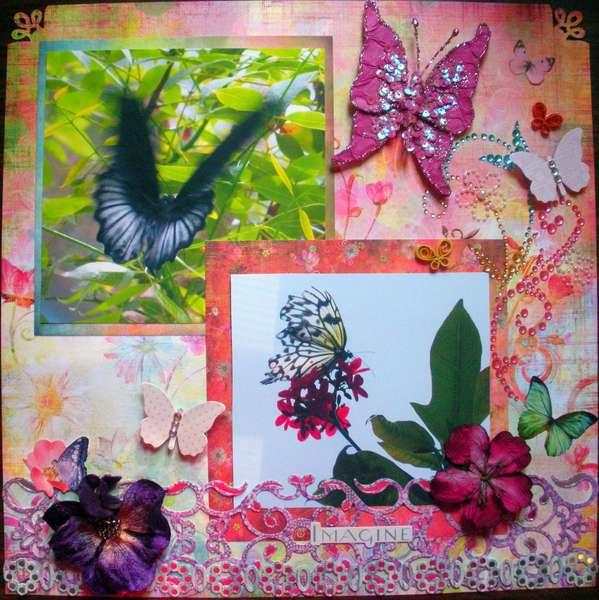 Butterfly Garden Pg1