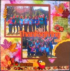 2011 Thanksgiving Photos