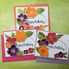 Adore You Birthday Cards