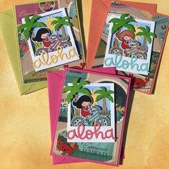 Aloha Polaroid