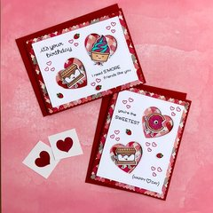 Sweet Treats Valentine Card