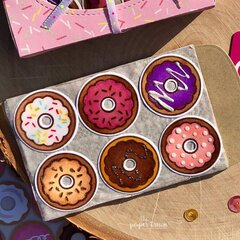Donut Gift Tag and Holder