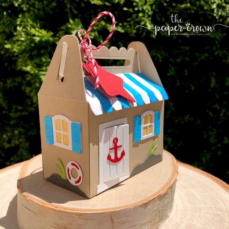 Beach House Treat Box