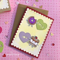 Sweet Friends Box and Card Set