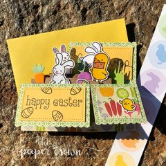 Easter Pop Up Box