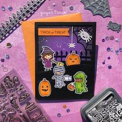 Halloween Costume Critters
