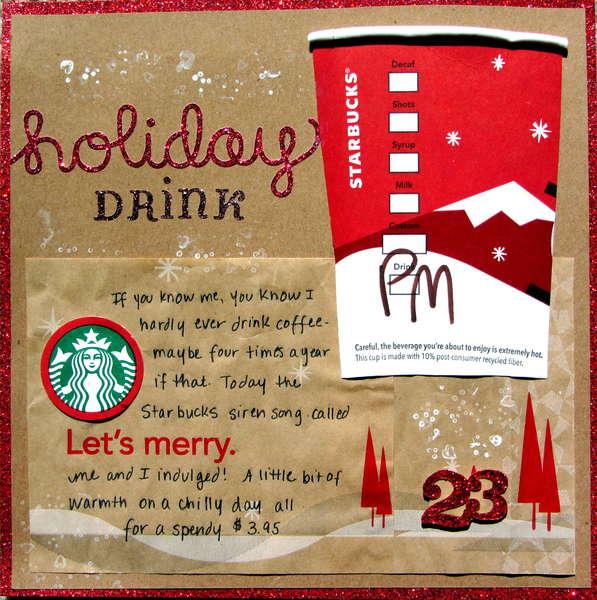 YC - Holiday Drink