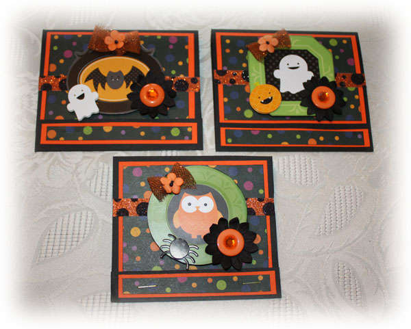 Halloween Matchbooks