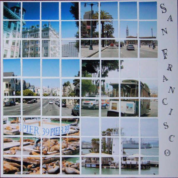 San Francisco mosaic