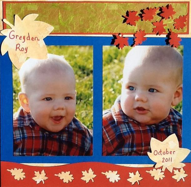 Greyden Roy 4.5 months