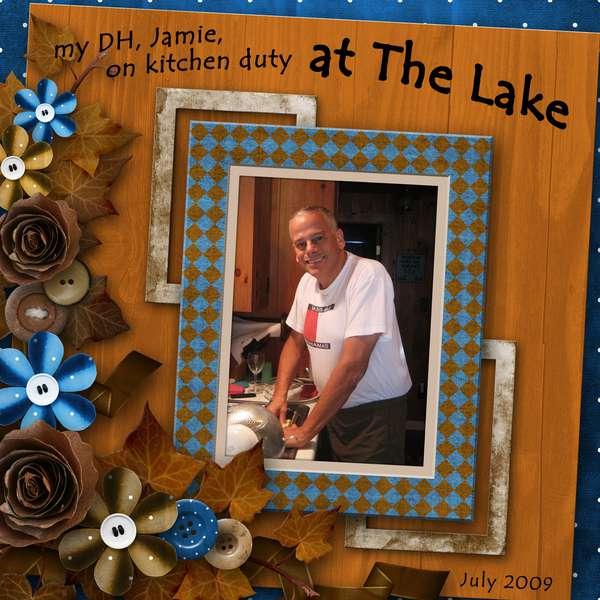 At The Lake #2