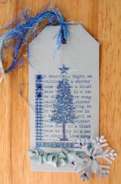 Erica's tag- blue challenge