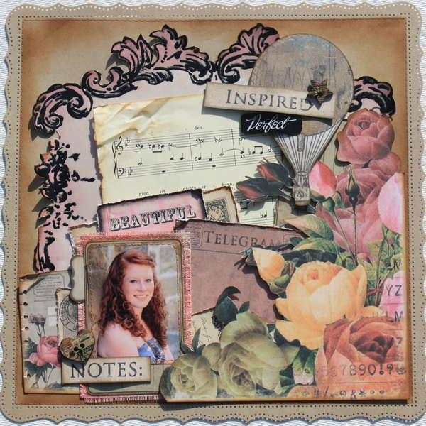 Inspired *My Creative Scrapbook*