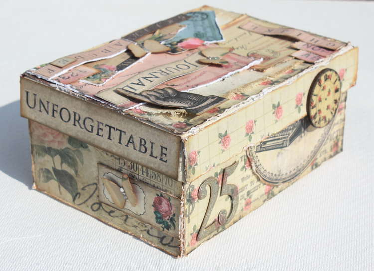 Unforgettable *My Creative Scrapbook*