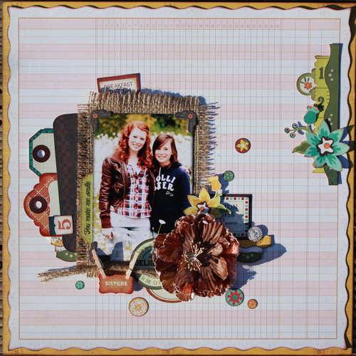 Sisters *My Creative Scrapbook*