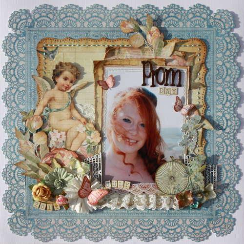 Prom Day *My Creative Scrapbook*