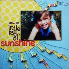 little ray of sunshine