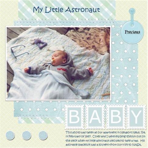 My Little Astronaut