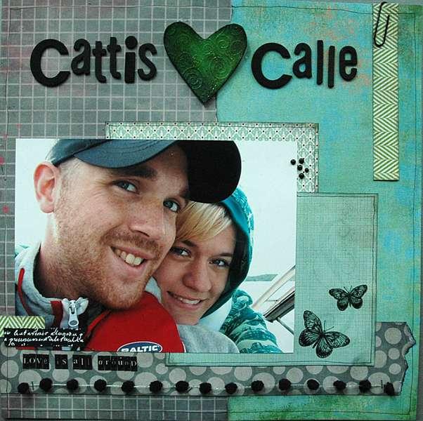 Cattis Calle
