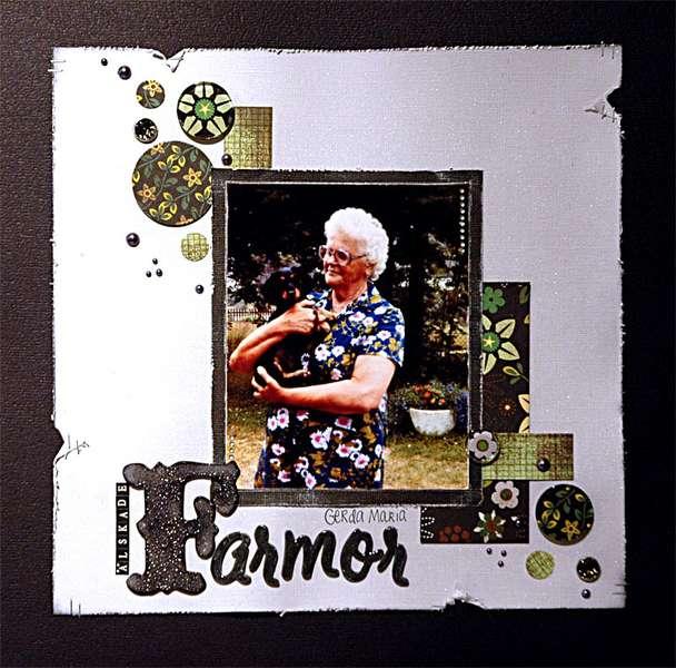 Farmor - Grandma