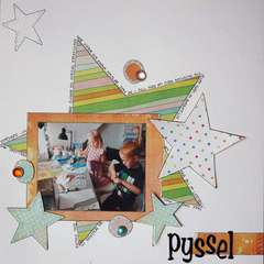 Pyssel - Crafting