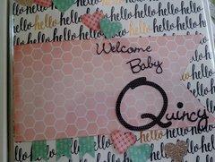 Quincy Baby Album