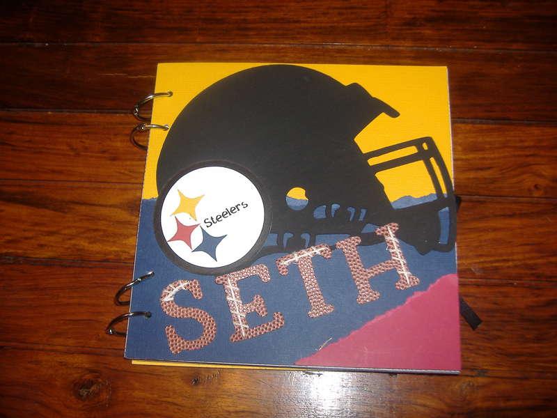 Steelers Game Mini Album a