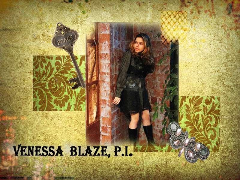 Venessa Blaze, Private Investigator