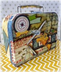 Suitcase- BoBunny