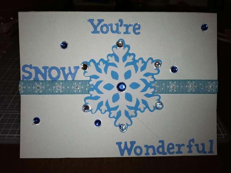 Snow Wonderful!