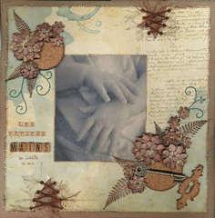 Les petites mains de Juliette (Juliette's tiny hands)