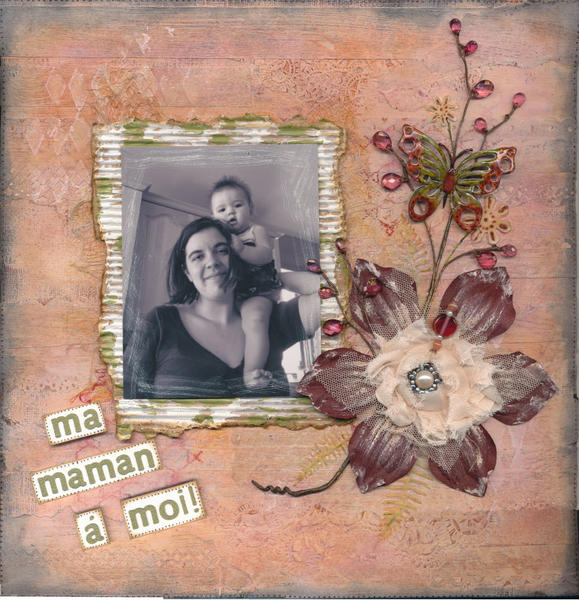 Ma maman à moi