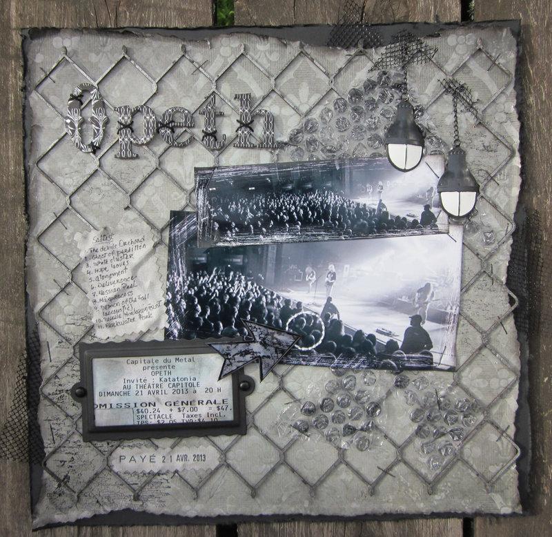 Opeth @ Québec