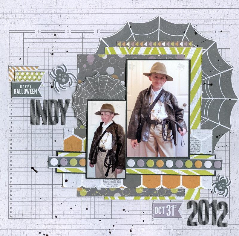 Happy Halloween Indy