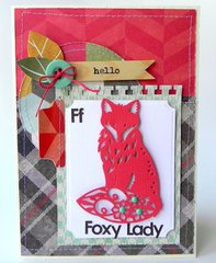 Hello Foxy Lady