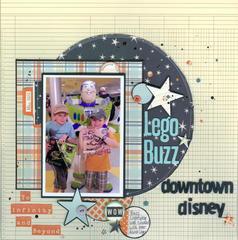 Lego Buzz