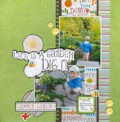 life is a garden-dig it *Imaginisce -Berrylicious*