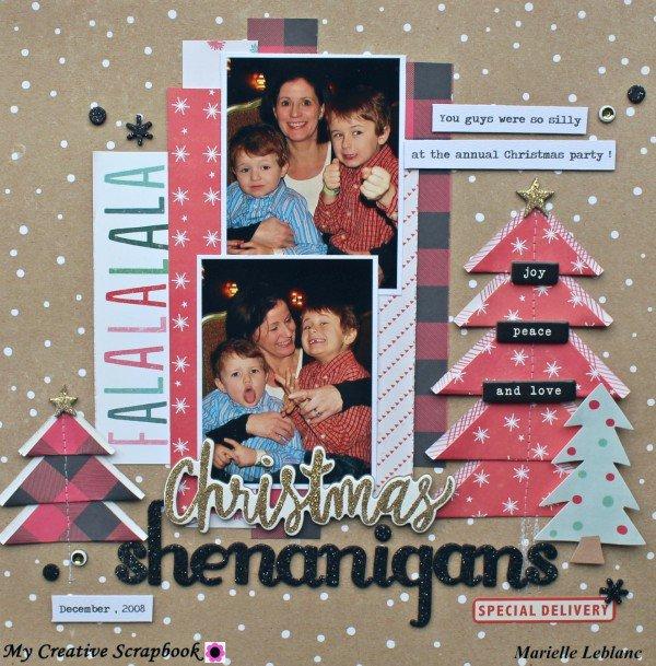 Christmas Shenanigans