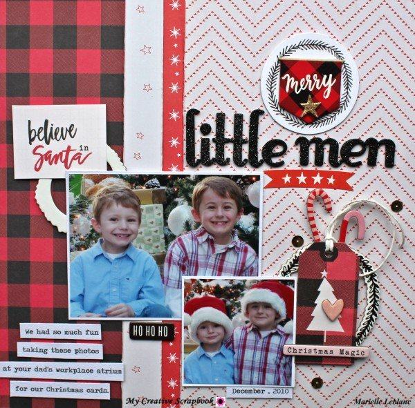 Merry little men