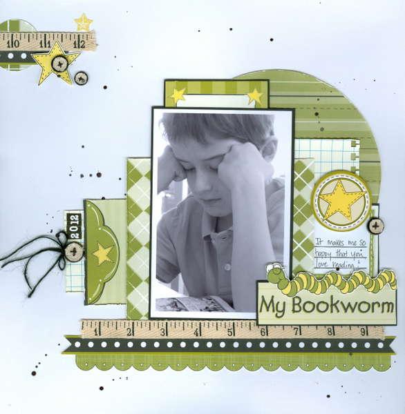 My Bookworm